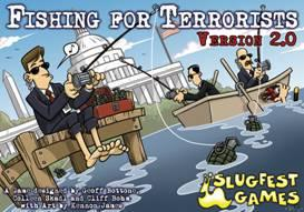 Fishing for Terrorists Card Game (Version 2.0 )