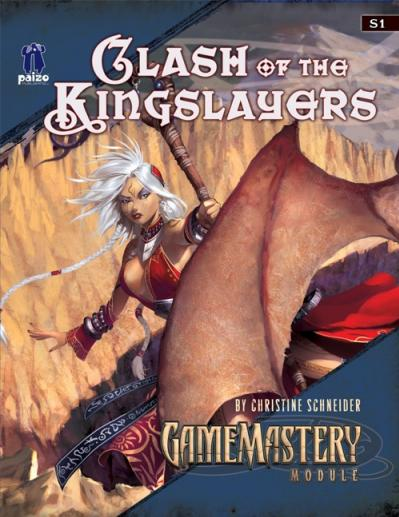 Pathfinder Module S1: Clash of the Kingslayers (OGL)