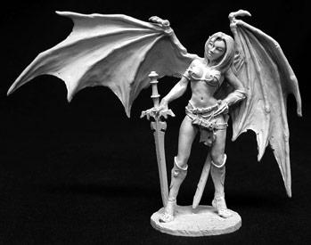 Special Edition Figures: Sophie The Succubus (72mm)