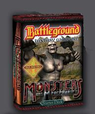Battleground: (Fantasy Warfare) Monsters & Mercenaries Starter