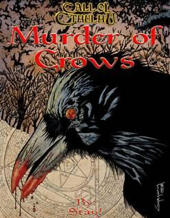 Call of Cthulhu RPG: Murder of Crows (Adventure)