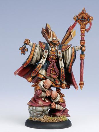 (The Protectorate Of Menoth) Epic Severius