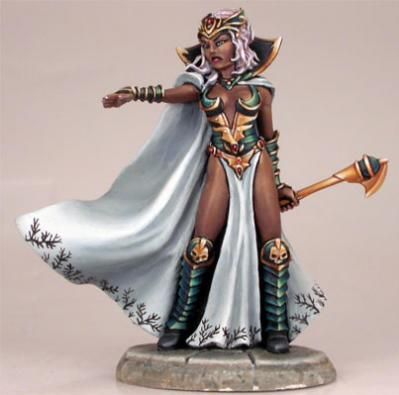 Visions In Fantasy: Evil Sorceress (1)