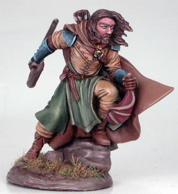 Visions In Fantasy: Male Ranger w/Sword (1)