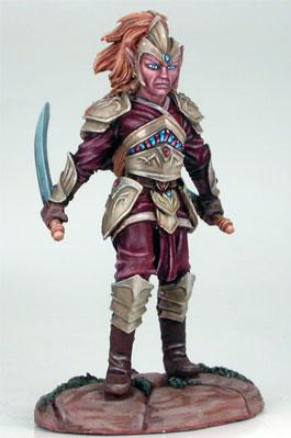 Visions In Fantasy: Elven Dual Wield Warrior (1)