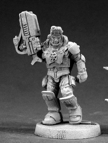 Chronoscope - Nova Corp: Nick Stone, Intergalactic Marine (1)