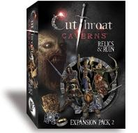 Cutthroat Caverns: Relics & Ruin Expansion