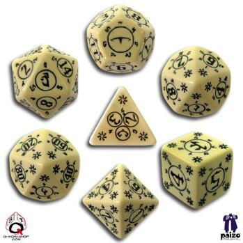 Pathfinder Rise of the Runelords Dice