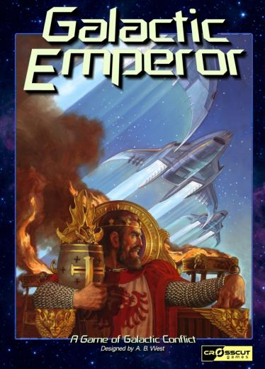 Galactic Emperor: A Game of Galactic Conflict