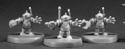 Chronoscope: Tool Bots (3)