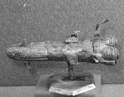 BattleTech Miniatures: Monsoon Battleship