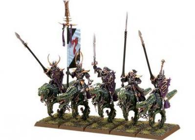 Age of Sigmar: Drakespawn Knights