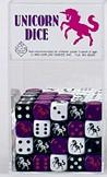 Koplow Special Icon Dice:  Unicorn Assorted Opaque 16mm d6 (1)