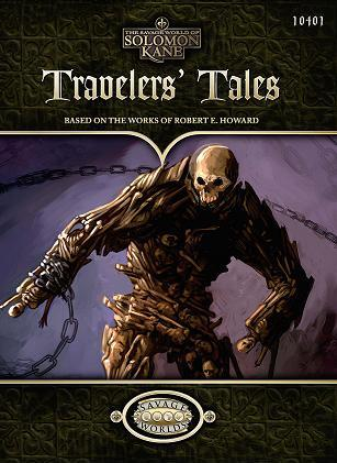 Savage Worlds RPG - Solomon Kane: Traveler's Tales