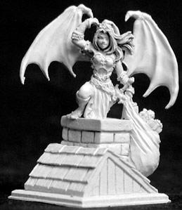 Special Edition Figures: Sophie The Succubus (Holiday 2002)