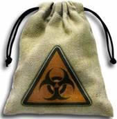 Dice Accessories: Color Biohazard Dice Bag