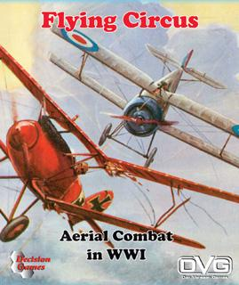 Flying Circus: WWI Aerial Combat (Down in Flames)