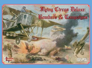 Flying Circus Deluxe Expansion: Bombers & Campaigns