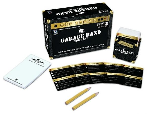 Garage Band: Your Backstage Pass to Rock & Roll Trivia