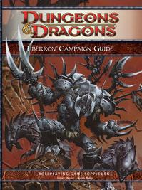 Dungeons & Dragons 4th Edition Supplement: Eberron Campaign Guide