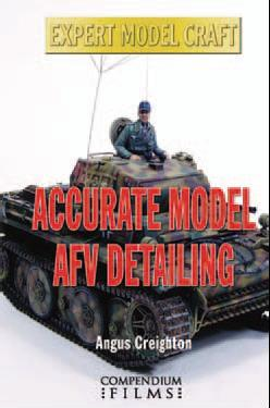 Expert Model Craft: Accurate Model AFV Detailing (DVD)