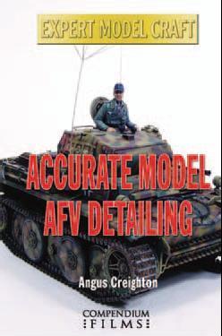 Expert Model Craft: Accurate Model AFV Detailing (DVD)