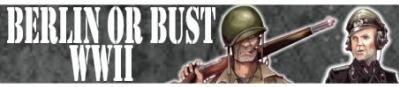Berlin or Bust: British Commando Riflemen w/ Beret (8)