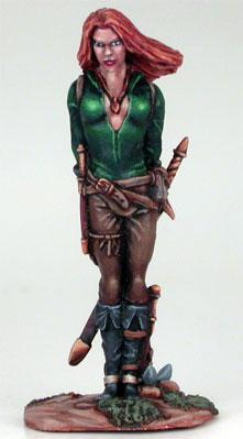 Visions In Fantasy: Female Thief (1)