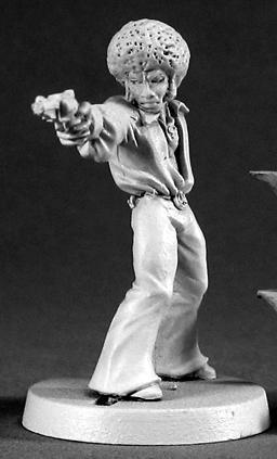 Chronoscope - Mean Streets: Horace ''Action'' Jackson