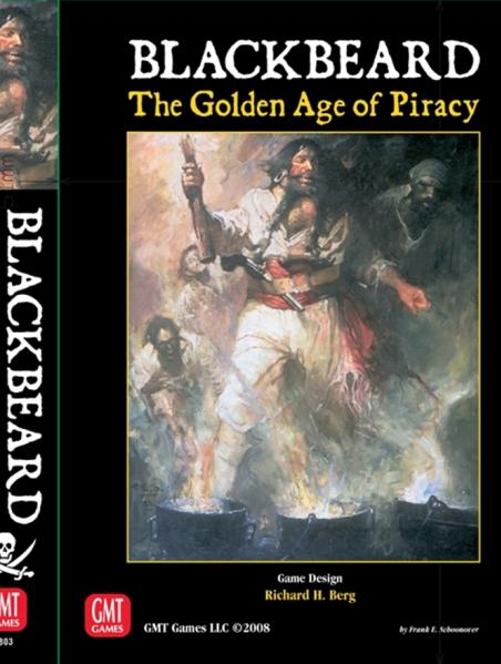 Blackbeard: The Golden Age of Piracy 1660-1720 (2nd Printing)
