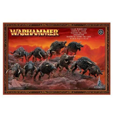 Age of Sigmar: Warhounds of Chaos