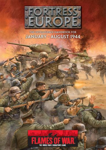 Flames of War: Fortress Europe Intelligence Handbook