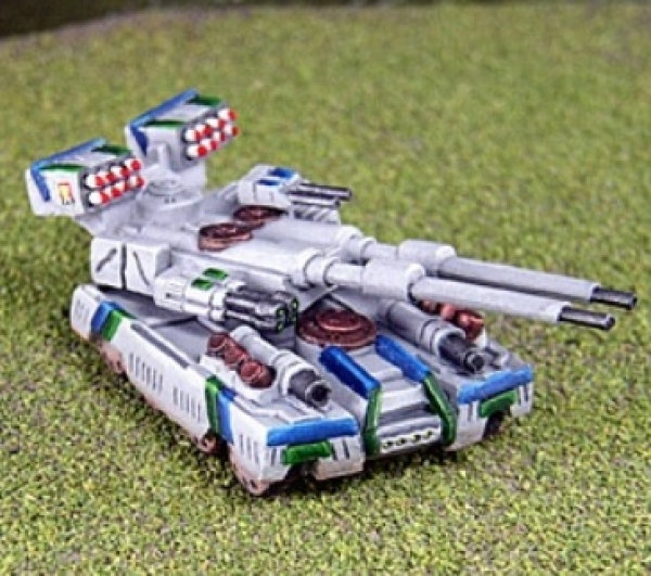 BattleTech Miniatures: Schmitt Wheeled Assault Tank (Dark Age 1)