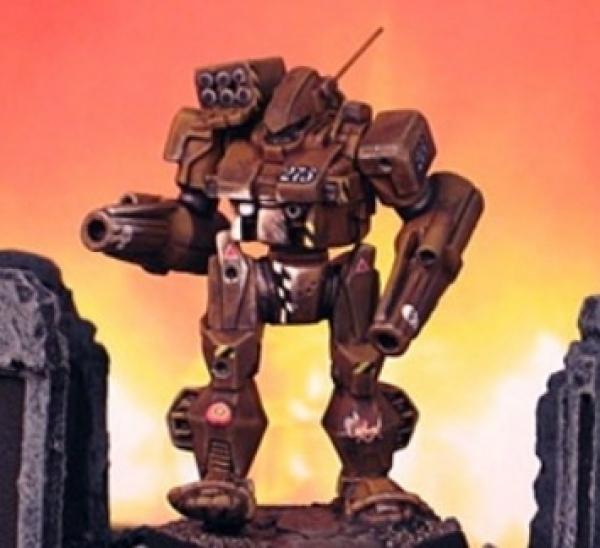 BattleTech Miniatures: Hammerhands