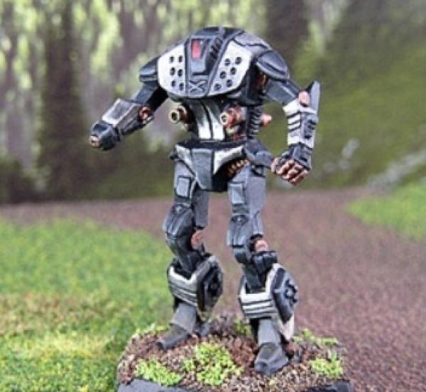 BattleTech Miniatures: Longshot Mech