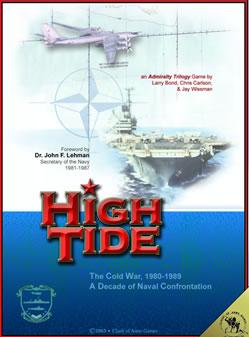High Tide: The Cold War 1980-1989