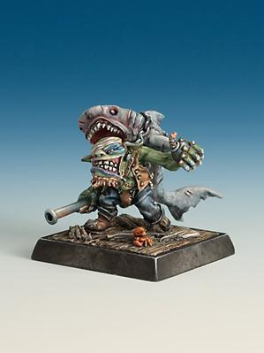 Freebooter Miniatures: Moby Dugg