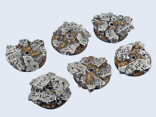 Battle Bases: Ruins Bases, Flying 30mm (3)