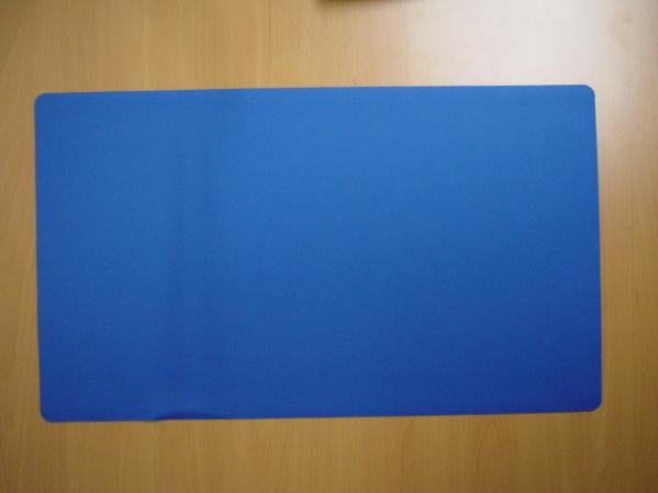 Card Game Accessories: Blank Playmat (Royal Blue)