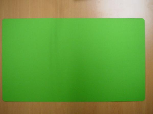 Card Game Accessories: Blank Playmat (Green)