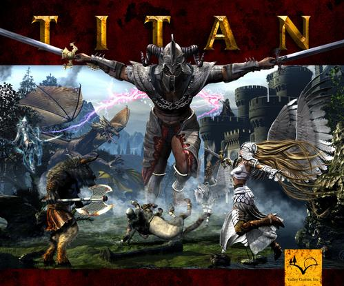 Titan: Battle of the Mightys