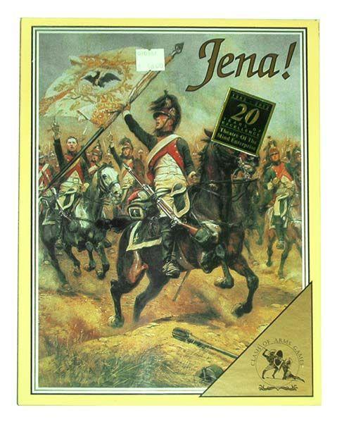 JENA!: Napoleon Conquers Prussia; October 9-16, 1806