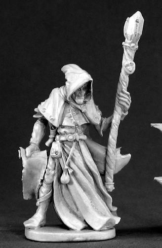 Dark Heaven Legends: Satheras, Elf Warlock (1)