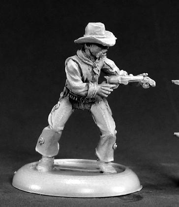 Chronoscope - Wild West: Rio Wilson, Cowboy (1)