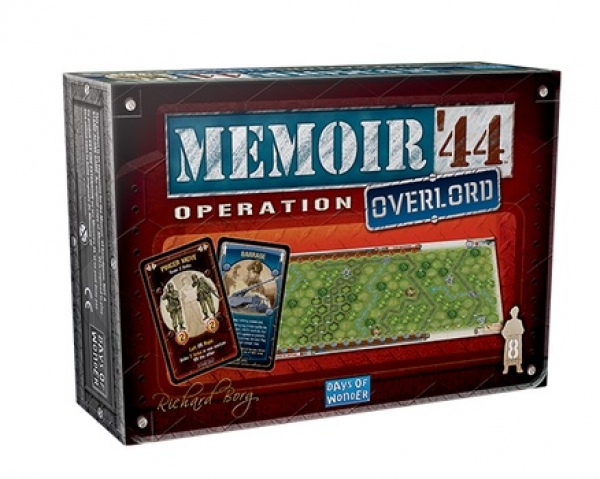Memoir '44 Expansion: Operation Overlord Expansion