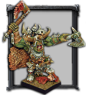 Avatars of War: Orc Warlord