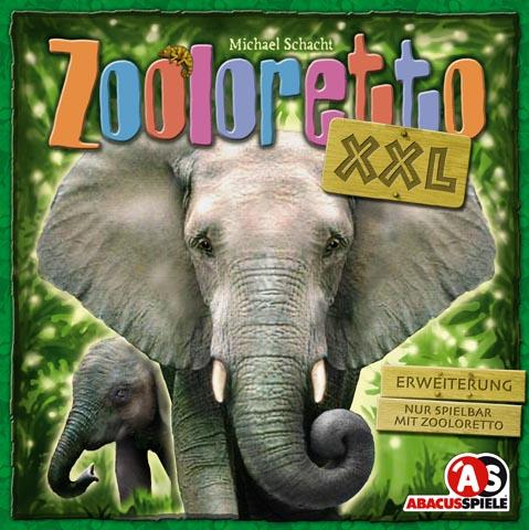 Zooloretto Expansion: XXL