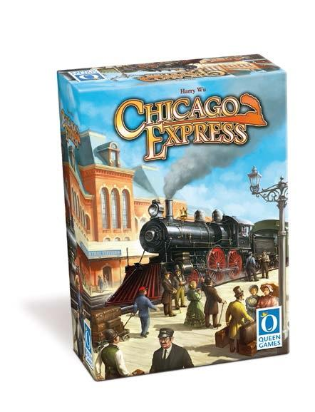 Chicago Express: The All Aboard Game