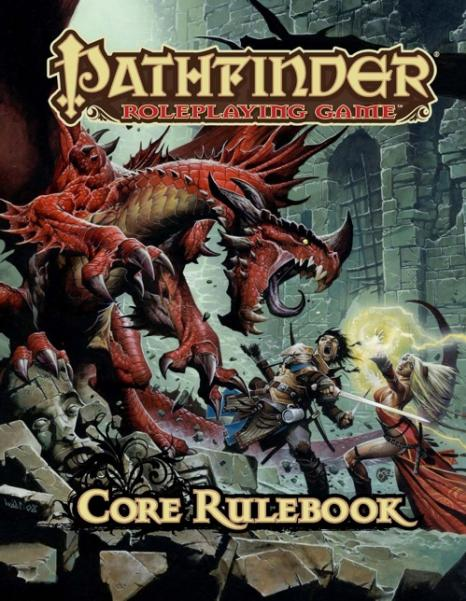 Pathfinder RPG: Core Rulebook (HC)