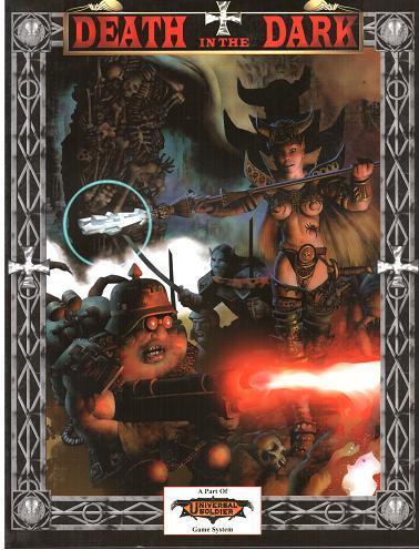 Death in the Dark Rule Book